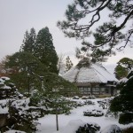 冬の瑞楽園